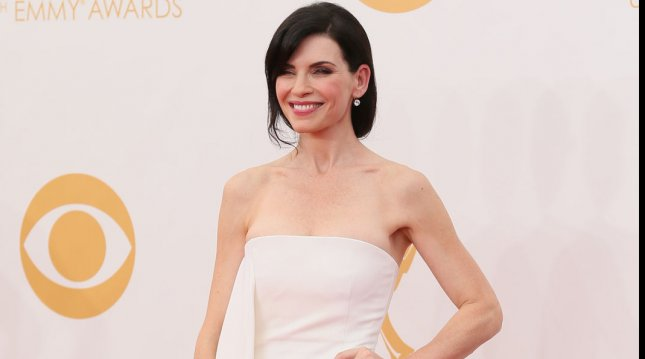 Julianna Margulies wants 'The Good Wife's Alicia to 'let her hair down'