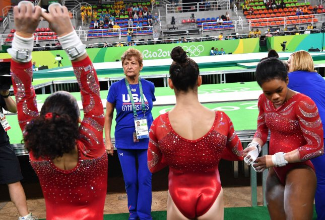USA Gymnastics filed for Chapter 11 Bankruptcy Wednesday, as it works to move forward after former team doctor Larry Nassar's sexual abuses. Photo by Kevin Dietsch/UPI