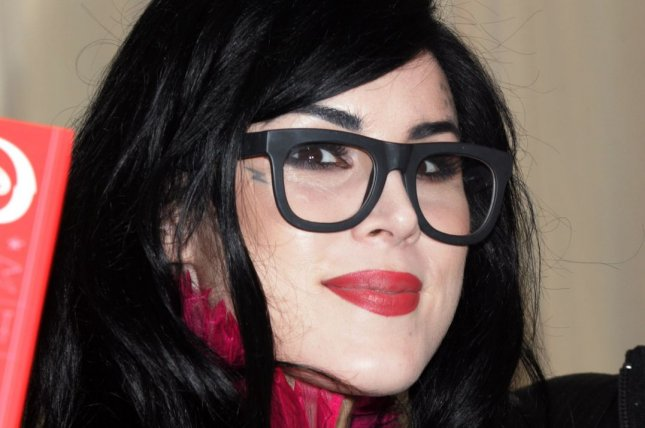 Kat Von D is leaving her cosmetics company, Kat Von D Beauty, to focus on her family and other projects. File Photo by Laura Cavanaugh/UPI
