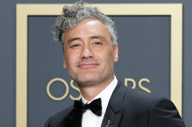 Taika Waititi appears backstage during the 92nd annual Academy Awards on February 9. Waititi will be directing and co-writing a new Star Wars film. File Photo by John Angelillo/UPI