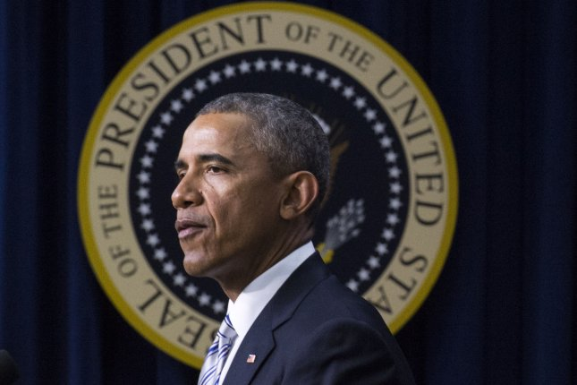 President Barack Obama expanded on the Venezuela Defense of Human Rights and Civil Society Act of 2014 in the new sanctions. File Photo by Kevin Dietsch/UPI