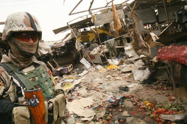 Bomb attacks rock Baghdad as Iraqi forces battle IS in ...