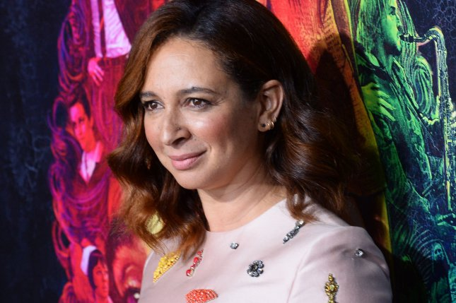 Maya Rudolph at the Los Angeles premiere of Inherent Vice on December 10, 2014. The actress learned about her family history on Tuesday's episode of Finding Your Roots. File Photo by Jim Ruymen/UPI