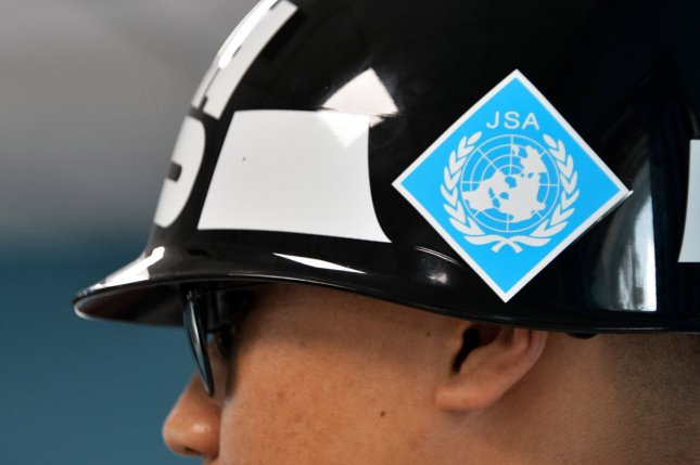 Statements on Japan in a United Nations Command in a South Korea document are drawing strong reactions in Seoul. File Photo by Keizo Mori/UPI
