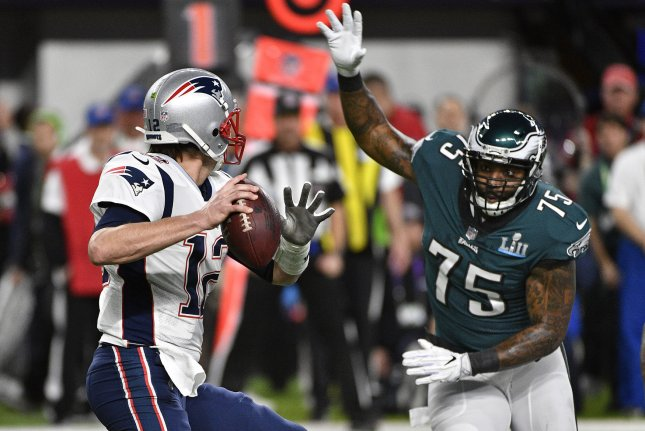 sports shoes fbf53 85392 Philadelphia Eagles release DE Vinny Curry - UPI.com
