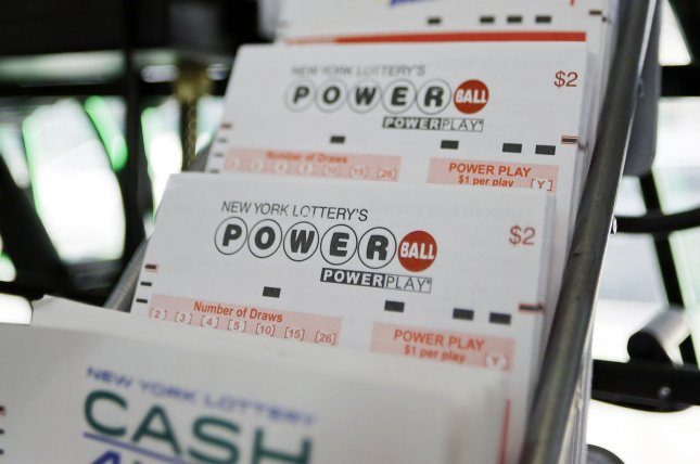 The winning numbers on Wednesday night-- 4, 19, 23, 25, 49 and Powerball 14-- did not produce a winner anywhere in the United States.File Photo by John Angelillo/UPI