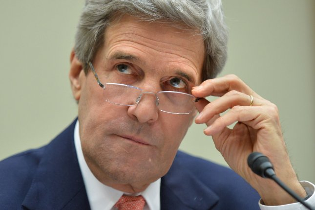 Secretary of State John Kerry. (File/UPI/Kevin Dietsch)