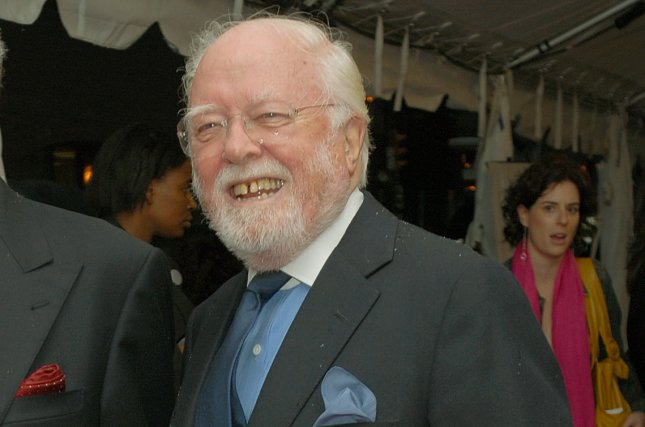 Actor and director Richard Attenborough died at age 90 on Aug. 24, 2014. (UPI Photo/Christine Chew)