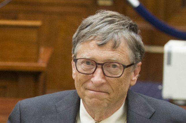 Bill Gates once again topped the list for Forbes annual list of billionaires in 2015. UPI/Kevin Dietsch