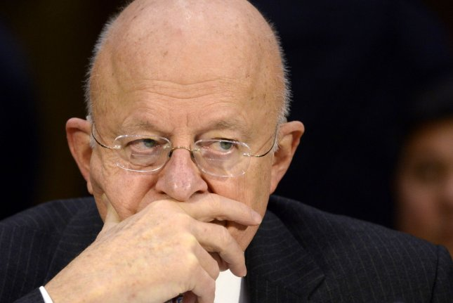 Director of National Intelligence James Clapper on Wednesday released a statement in which he said he spoke with U.S. President-elect Donald Trump to say he does not believe a leak related to allegations Russia has compromising information on Trump came from within the U.S. intelligence community. Photo by Mike Theiler/UPI