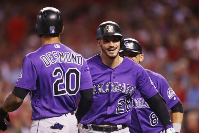 Colorado Rockies agree to 1-year contract with Nolan Arenado