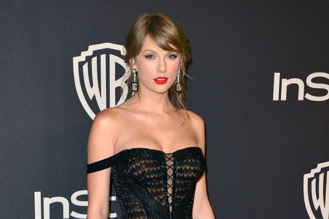 Taylor Swift discussed the personal process of writing a good pop song in an essay for Elle U.K. File Photo by Christine Chew/UPI