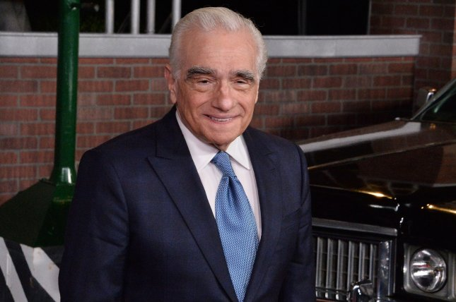 Filmmaker Martin Scorsese has signed a first-look deal with Apple. File Photo by Jim Ruymen/UPI