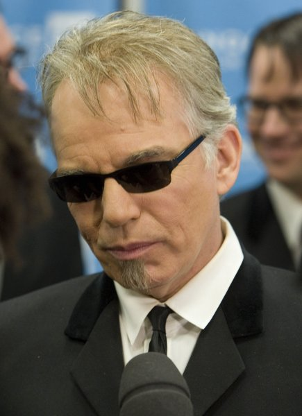 Billy Bob Thornton attends the premiere of Manure at the 2009 Sundance Film Festival in Park City, Utah on January 20, 2009. The festival is celebrating its 25th anniversary. (UPI Photo/Gary C. Caskey)