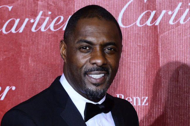 Actor Idris Elba attends the 25th annual Palm Springs International Film Festival awards gala at Palm Springs Convention Center in Palm Springs, California on January 4, 2014. UPI/Jim Ruymen