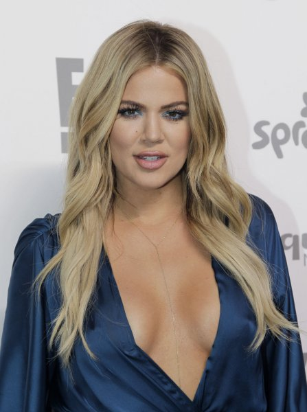 Khloe Kardashian arrives on the red carpet at the 2015 NBCUniversal Cable Entertainment Group Upfront on May 14, 2015. Khloe recently discussed the O.J. Simpson trial and how it may have affected her father Robert Kardashian's health. File Photo by John Angelillo/UPI