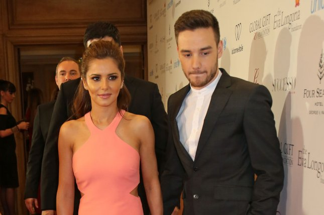 Cheryl Cole (L) and Liam Payne at the Global Gift gala last year. File Photo by David Silpa/UPI