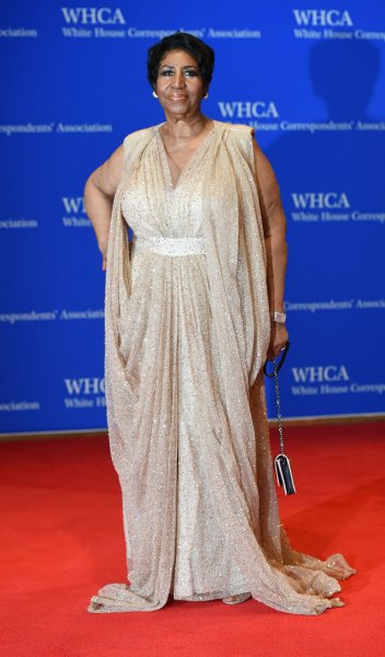 National Geographic has announced plans to air the miniseries Genius: Aretha Franklin next year. File Photo by Molly Riley/UPI