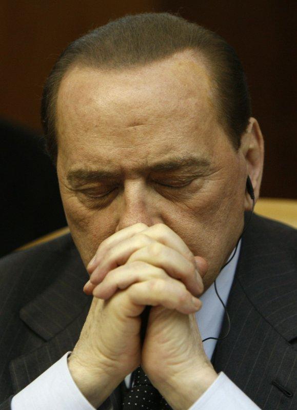Berlusconi skips opening of his tax trial