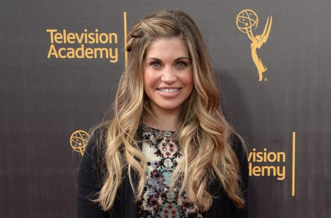 Danielle Fishel said yes to actor and producer Jensen Karp on Thursday. File Photo by Jim Ruymen/UPI