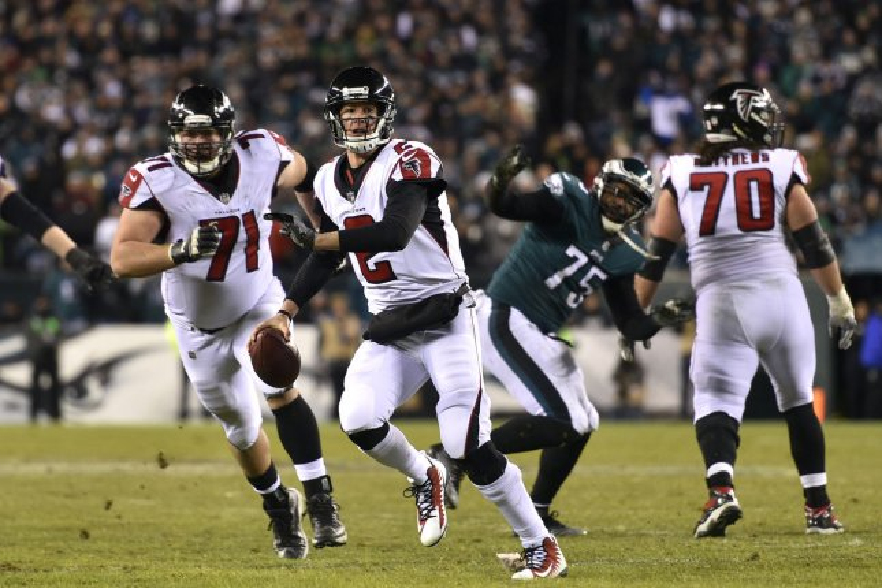 Quarterback Matt Ryan signs Atlanta Falcons deal worth $150m