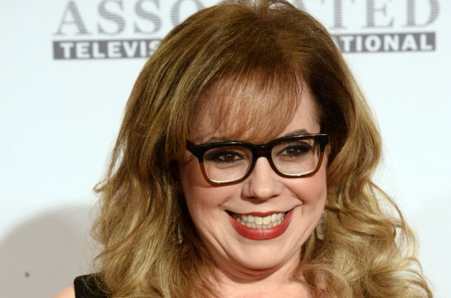 Criminal Minds star Kirsten Vangsness hosted the Engineering Emmys on Wednesday in Los Angeles. File Photo by Jim Ruymen/UPI