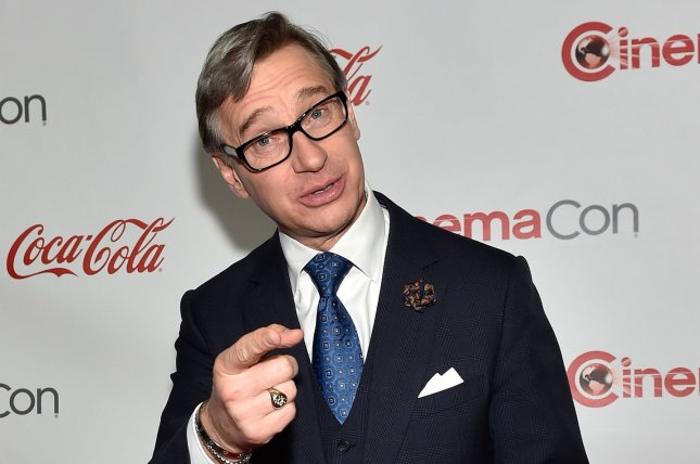 Paul Feig attending The Big Screen Achievement Awards at Caesars Palace on April 23, 2015. The director recently took to Twitter to slam critics of Leslie Jones' character in his upcoming reboot film, Ghostbusters. File Photo by David Becker/UPI