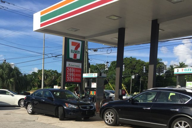 Immigration officials arrested 21 people after raiding nearly 100 7-Eleven stores across the country. File Photo by Gary I Rothstein/UPI