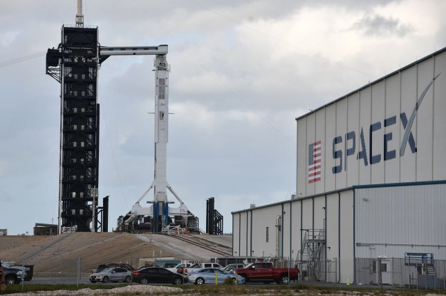 A website containing the stolen files included folders from Tesla and SpaceX, as well as Boeing and Lockheed Martin. File Photo by Joe Marino-Bill Cantrell/UPI