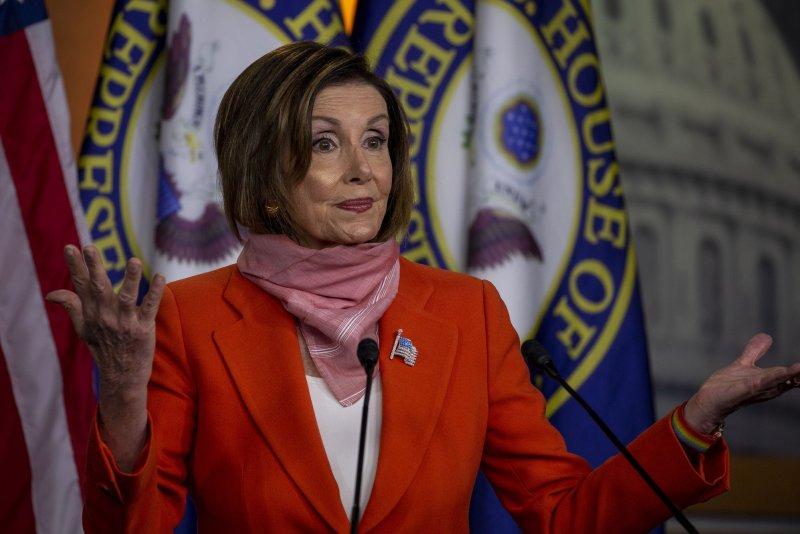 US House Speaker Nancy Pelosi endorses Joe Biden for president