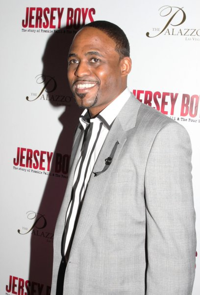 Actor Wayne Brady appears for the premiere of the new musical Jersey Boys at The Palozzo casino in Las Vegas on May 3, 2008. The play is the story of Frankie Valli and the Four Seasons. (UPI Photo/Daniel Gluskoter)