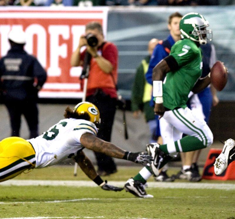 NFL: Green Bay 27, Philadelphia 20