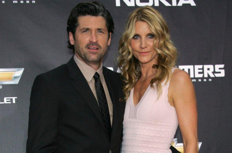 Patrick Dempsey Ex Wife Jillian Spotted Holding Hands Upicom
