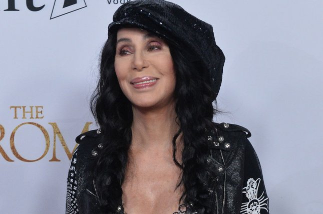 Singer and actress Cher is among this year's Kennedy Center honorees. File Photo by Jim Ruymen/UPI