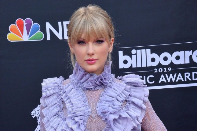 Taylor Swift is set to headline Amazon's Prime Day concert. File Photo by Jim Ruymen/UPI