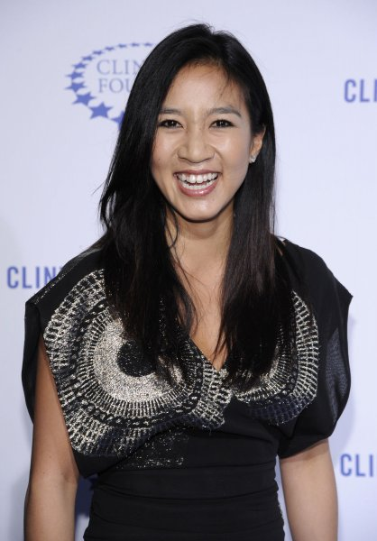 Olympic skater Michelle Kwan, shown in a 2011 file photo, was married Saturday in Rode Island. UPI/Phil McCarten