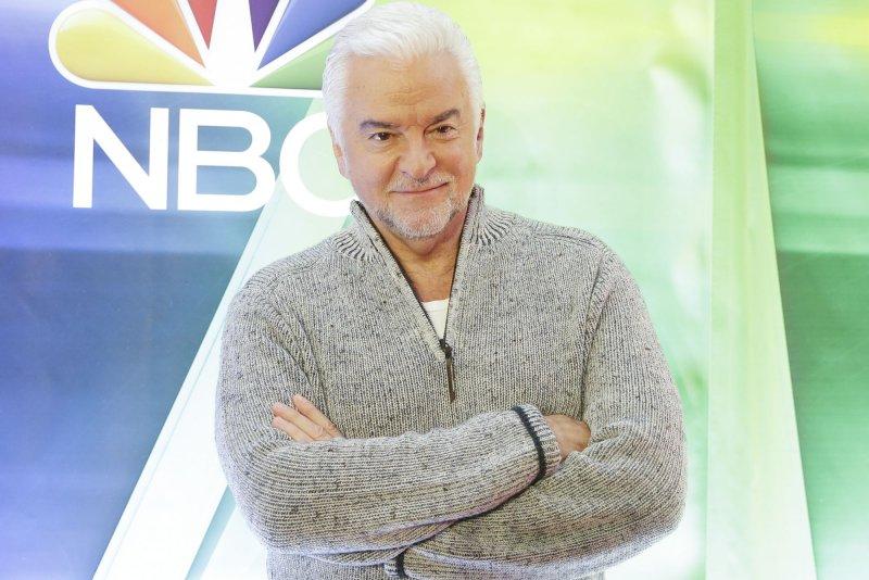 John O'Hurley will be seen hosting Beverly Hills Dog Show on NBC Sunday. File Photo by John Angelillo/UPI