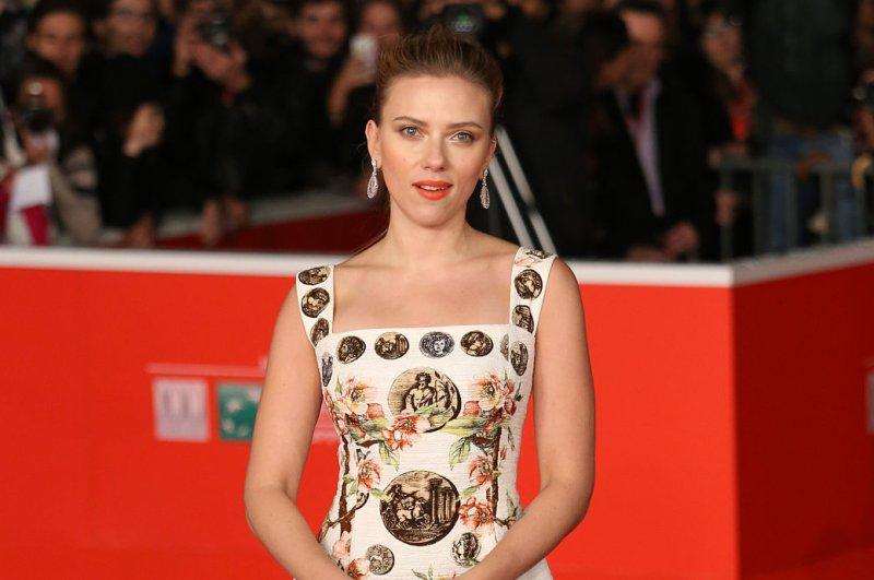 Scarlett Johansson. UPI/David Silpa