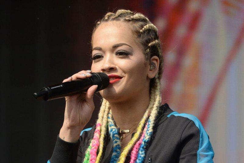 Rita Ora. UPI/Paul Treadway