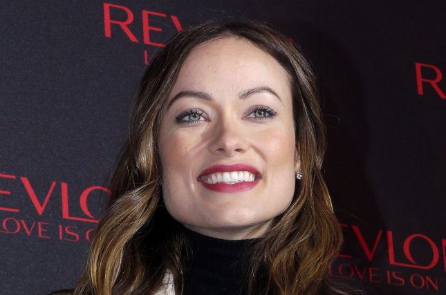 Olivia Wilde is also the face of Revlon cosmetics. UPI/John Angelillo