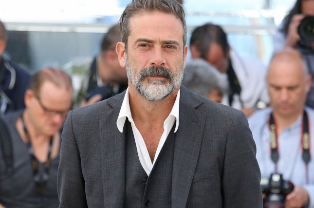 The Walking Dead newbie Jeffrey Dean Morgan arrives at a photo call for the film The Salvation during the 67th annual Cannes International Film Festival on May 17, 2014. File Photo by David Silpa/UPI