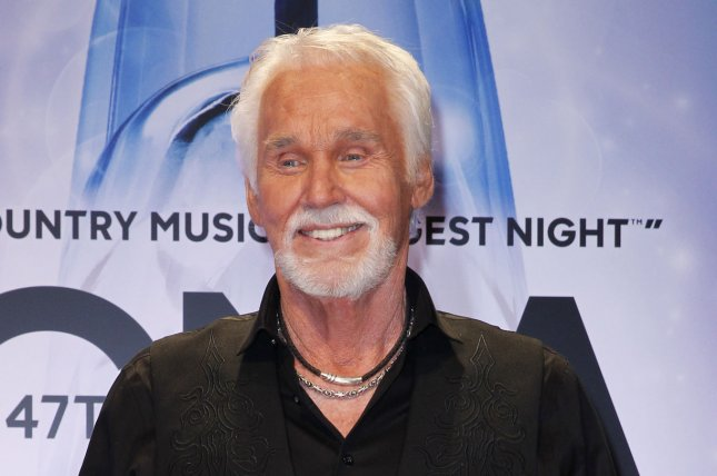Kenny Rogers attends the Country Music Awards on November 6, 2013. File Photo by Terry Wyatt/UPI