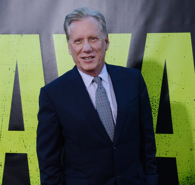 Actor James Woods attends the premiere of the motion picture crime thriller Savages, at Mann Village Theatre in Los Angeles on June 25, 2012. UPI/Jim Ruymen