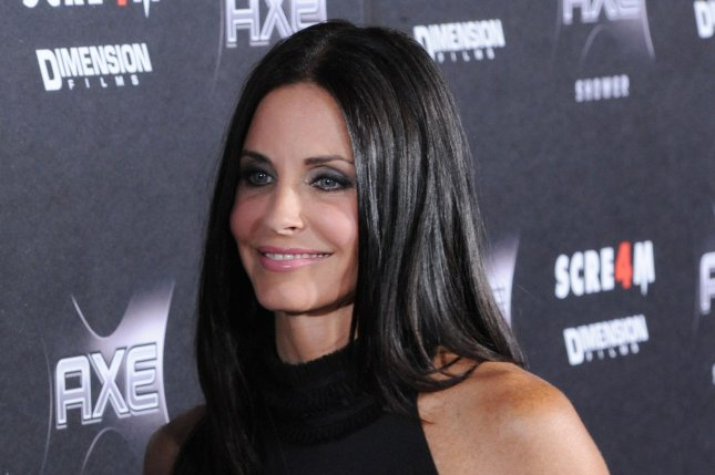 Courteney Cox at the Los Angeles premiere of 'Scream 4' on April 11, 2011. File photo by Jim Ruymen/UPI
