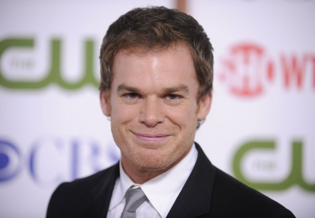 Actor Michael C. Hall attends the CBS party during the Television Critics Association summer press tour in Beverly Hills, Calif., on Aug. 3, 2011. File Photo by Phil McCarten/UPI