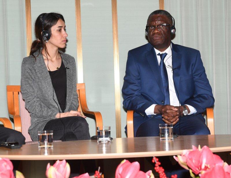 Nadia Murad Nobel speech