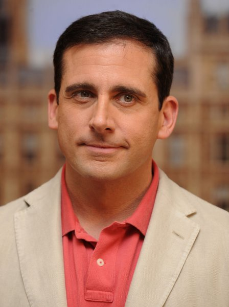 American actor Steve Carell attends a photocall for Get Smart at Claridges Hotel in London on July 10, 2008. (UPI Photo/Rune Hellestad)