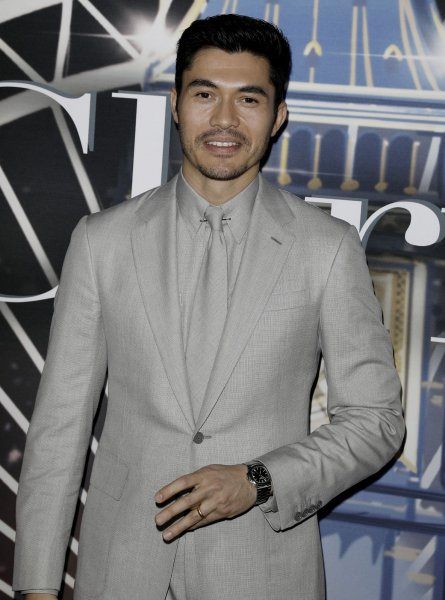 Henry Golding attends the premiere of Last Christmas at the AMC Lincoln Square Theatre on October 29 in New York City. The actor turns 33 on February 5. File Photo by Peter Foley/UPI