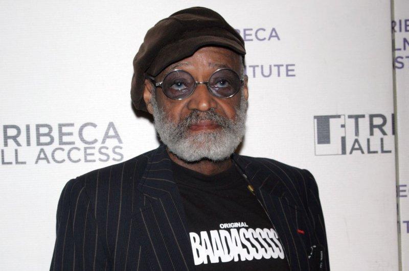 Filmmaker Melvin Van Peebles has died at the age of 89, his son Mario Van Peebles has announced. File Photo by Laura Cavanaugh/UPI