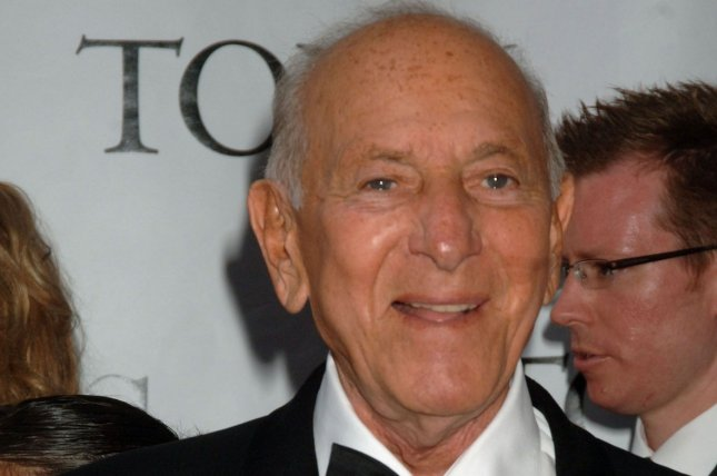 Actor Jack Klugman arrives for the 2008 Tony Award ceremonies held at New York's Radio City Music Hall on June 15, 2008. File Photo by Ezio Petersen/UPI